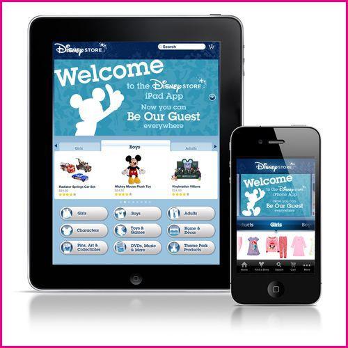 Disney-Store-App