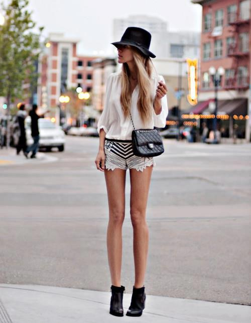 shorts-boots-long-sleeves